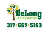 DeLong Landscaping Logo